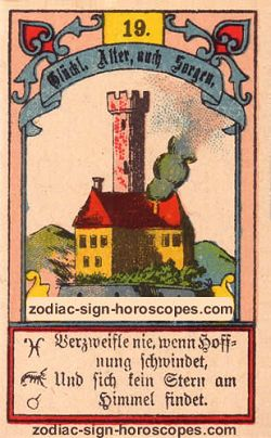 The tower, monthly Scorpio horoscope November