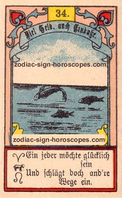 The fish, monthly Scorpio horoscope November